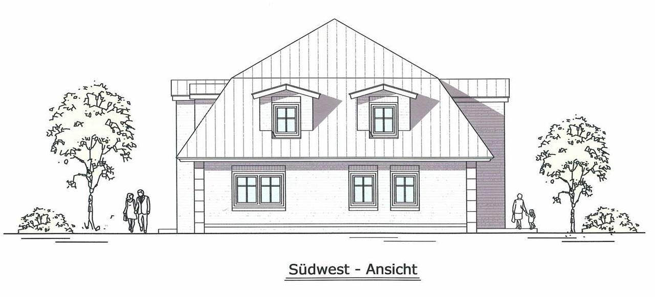 Wohnpark_Dr_Trepte_Haus_2_Südwest_Ansicht