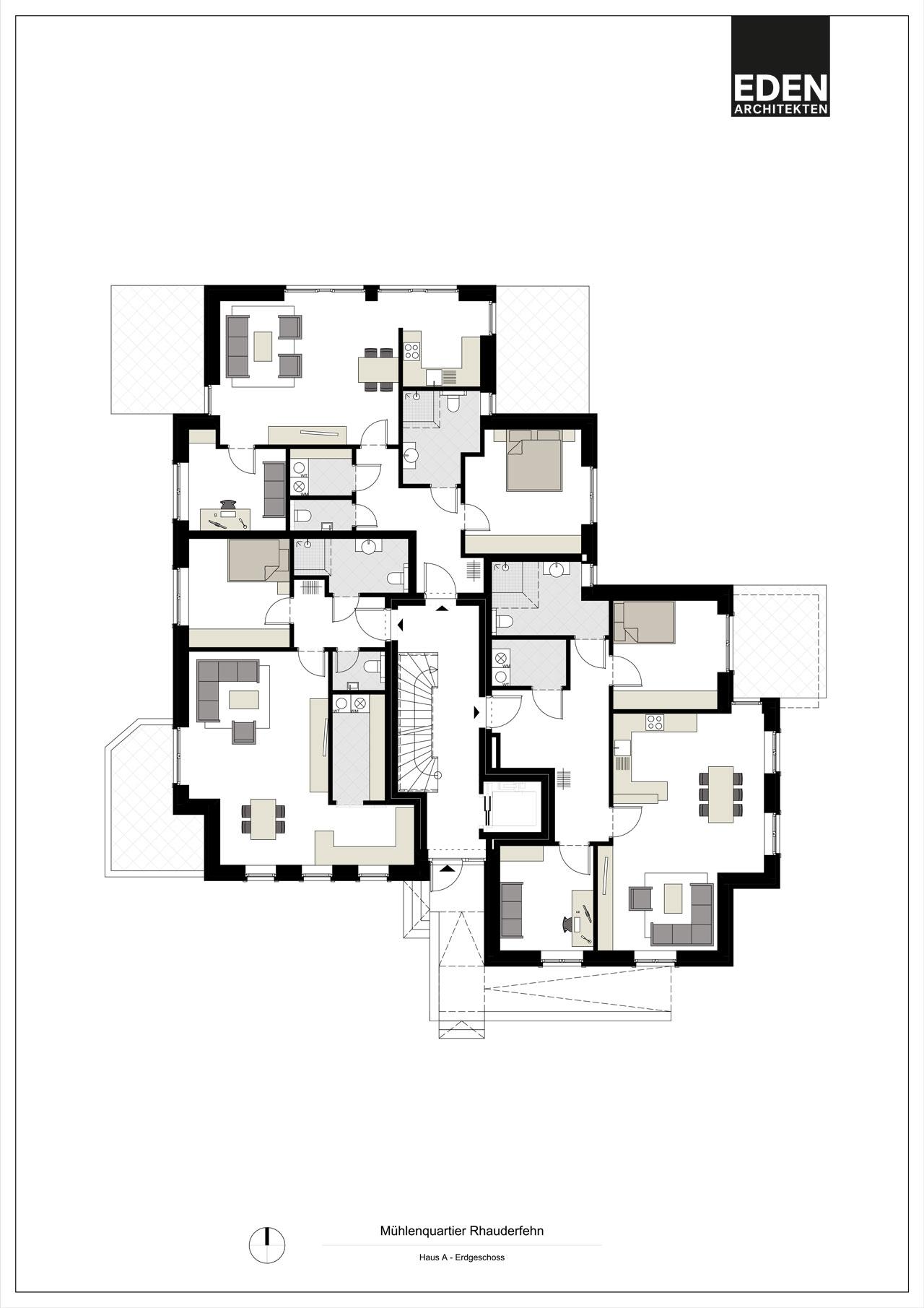 Mühlenquartier_Rhauderfehn_Haus-A_Erdgeschoss