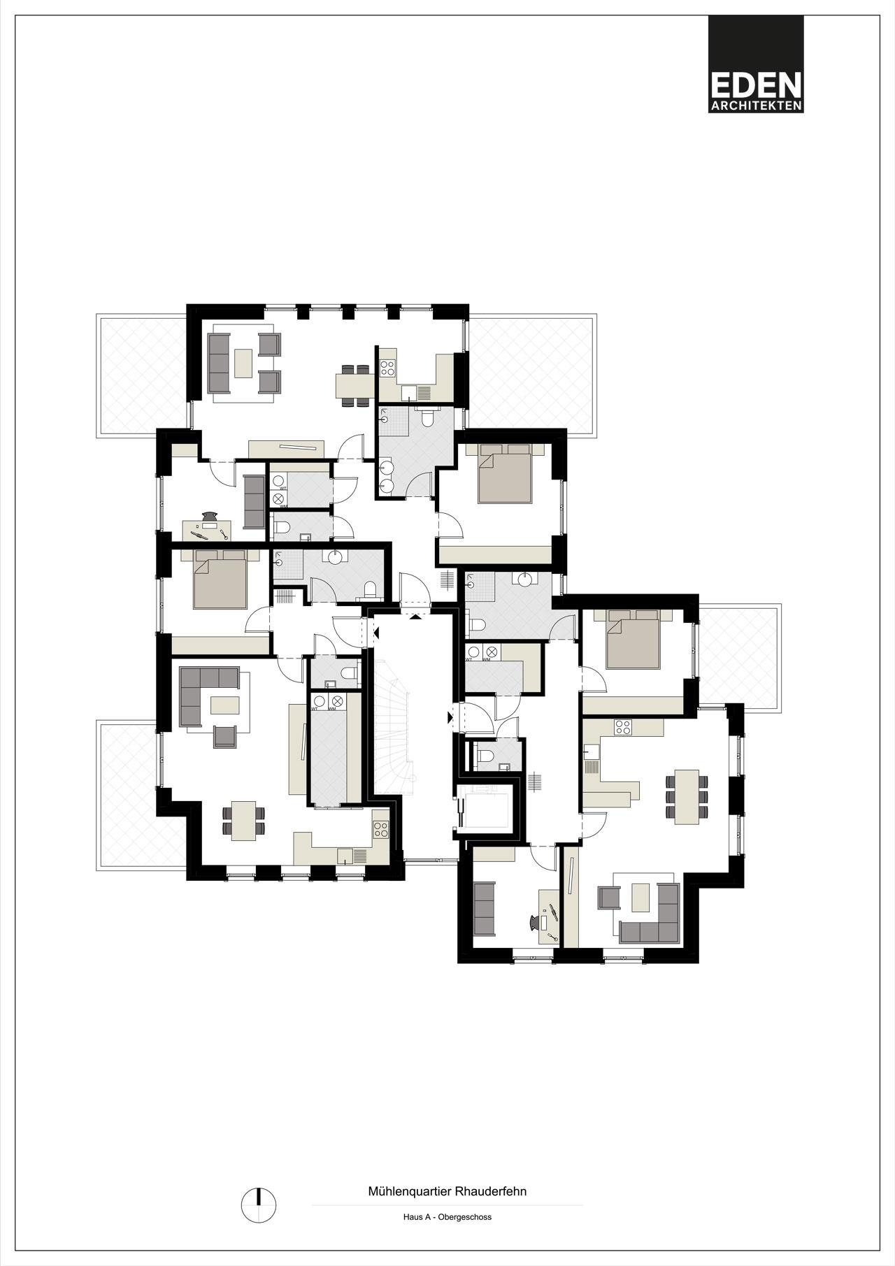 Mühlenquartier_Rhauderfehn_Haus-A_Obergeschoss