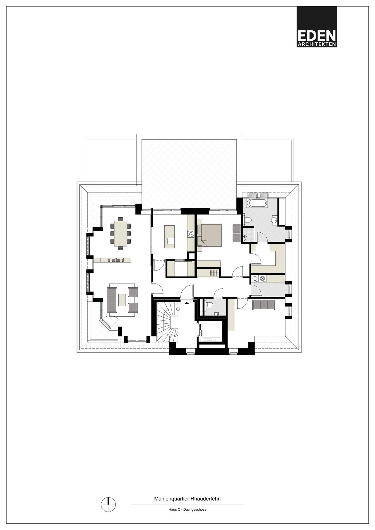 Mühlenquartier_Rhauderfehn_Haus